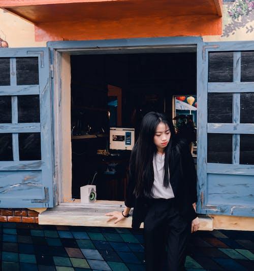 Gratis arkivbilde med asiatisk jente, asiatisk kvinne, bruke, jente