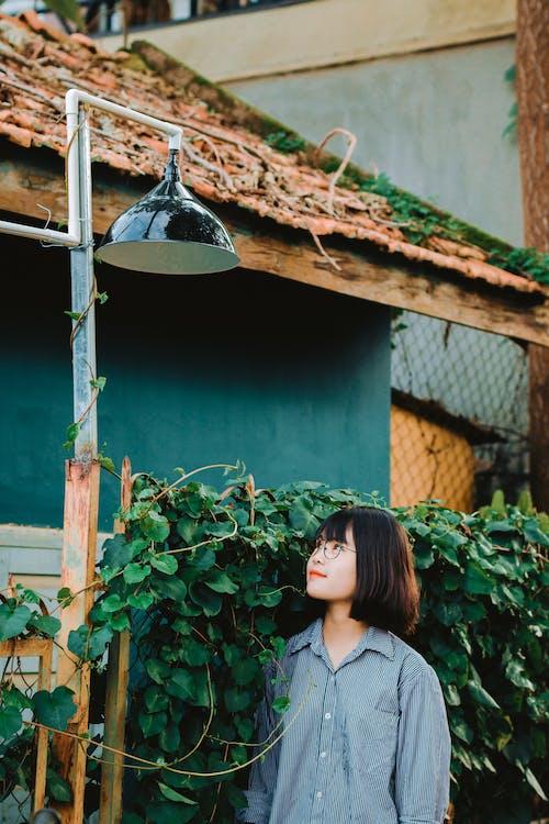 Δωρεάν στοκ φωτογραφιών με άνθρωπος, ασιατικό κορίτσι, ασιάτισσα, γυαλιά