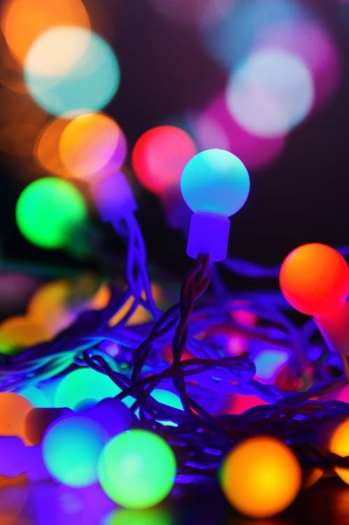 błyszczeć, boże narodzenie, dekoracja świąteczna