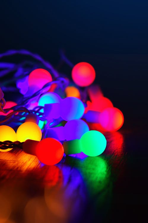 Assorted-color String Lights
