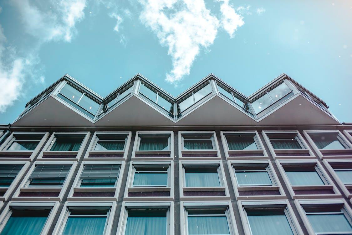 Apartemen, Arsitektur, Arsitektur modern