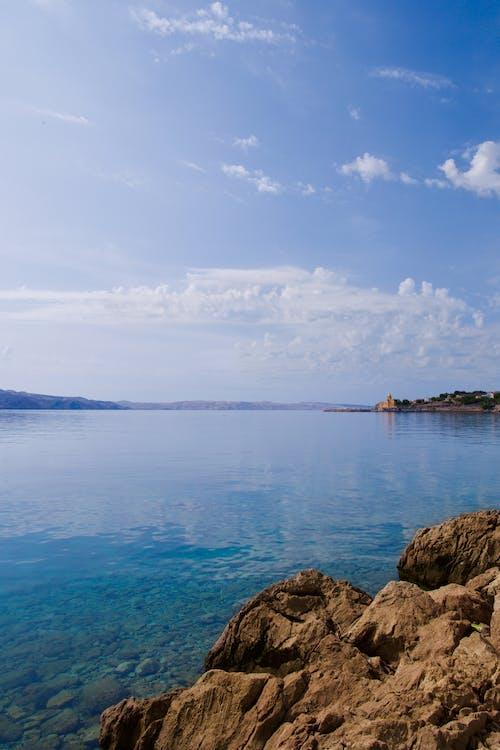 Free stock photo of blue, cloud, croatia, landscape