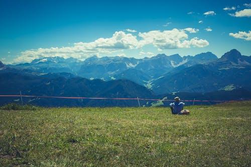 Gratis stockfoto met akkerland, avontuur, berg, bergen