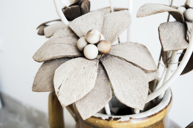Close-up Photo Of Decorative Flower