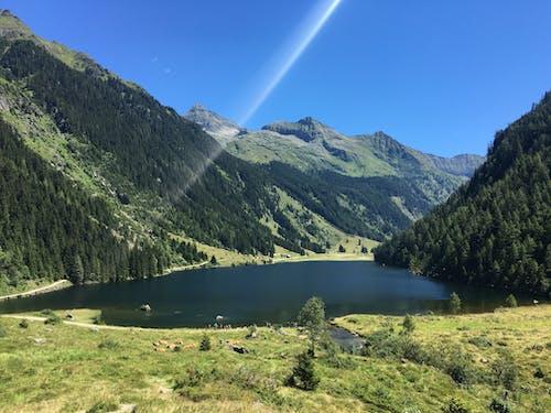 Foto d'estoc gratuïta de Àustria, muntanya, sol