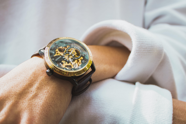 Photo Of Wristwatch