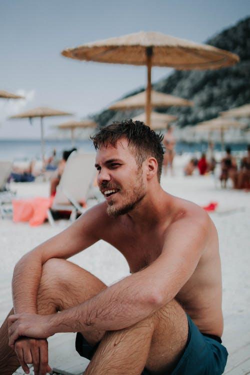 Kostnadsfri bild av avslappning, fritid, havsstrand, hipster