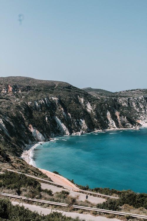 Δωρεάν στοκ φωτογραφιών με Αδριατική θάλασσα, ακτή, Βαλτική θάλασσα, βουνό