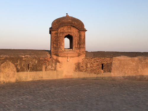 Free stock photo of Bathinda Fort, Razia Sultana Fort