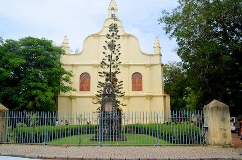 Free stock photo of St. Francis Church, vasco da gama