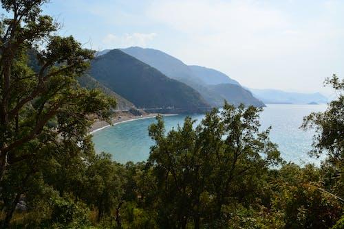 Бесплатное стоковое фото с природа летний пляж