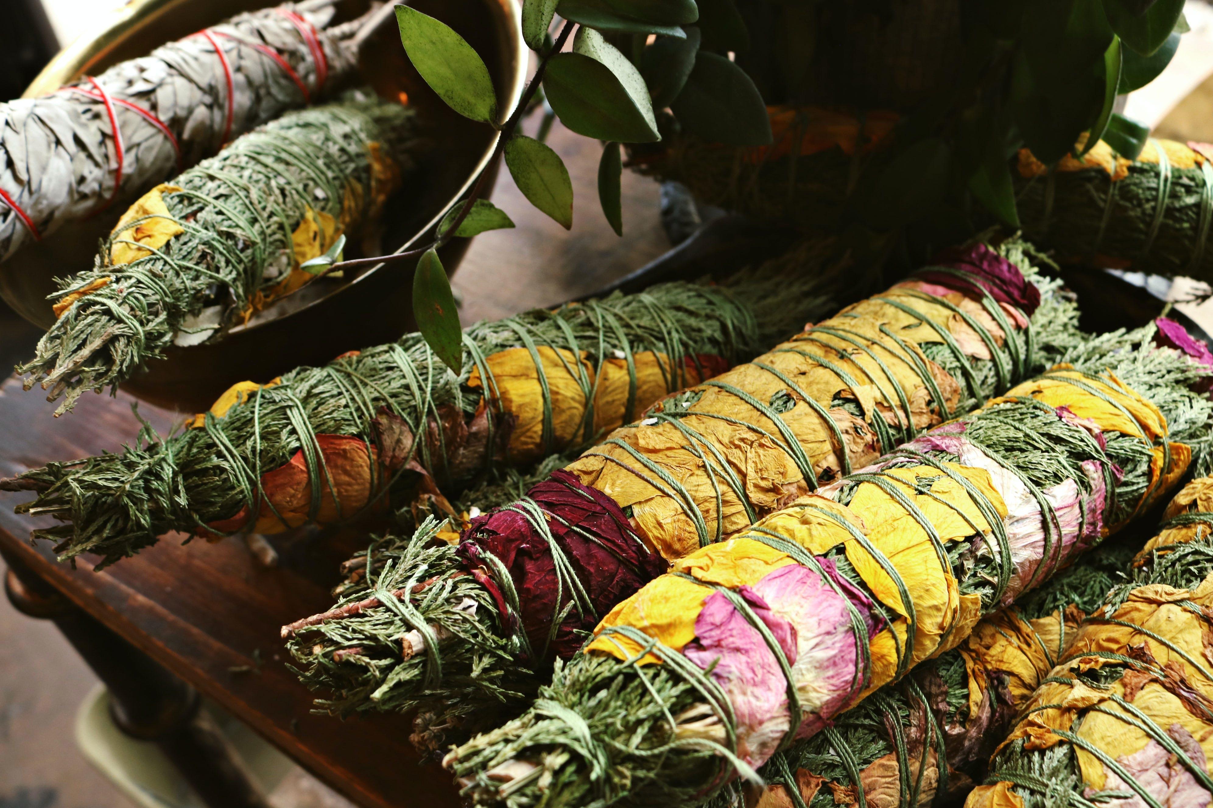 꽃, 드라이플라워, 묶인, 수제의 무료 스톡 사진