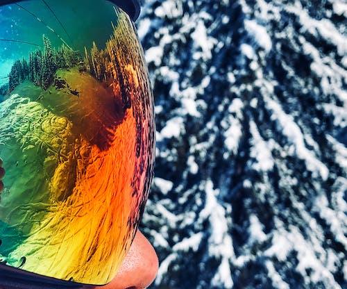 Immagine gratuita di una vista attraverso una lente