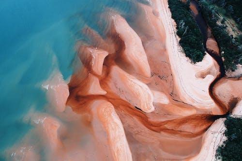 Fotos de stock gratuitas de agua, costa, desde arriba, foto aérea