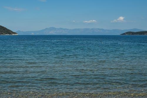 Základová fotografie zdarma na téma léto, modrá voda, moře, řecko