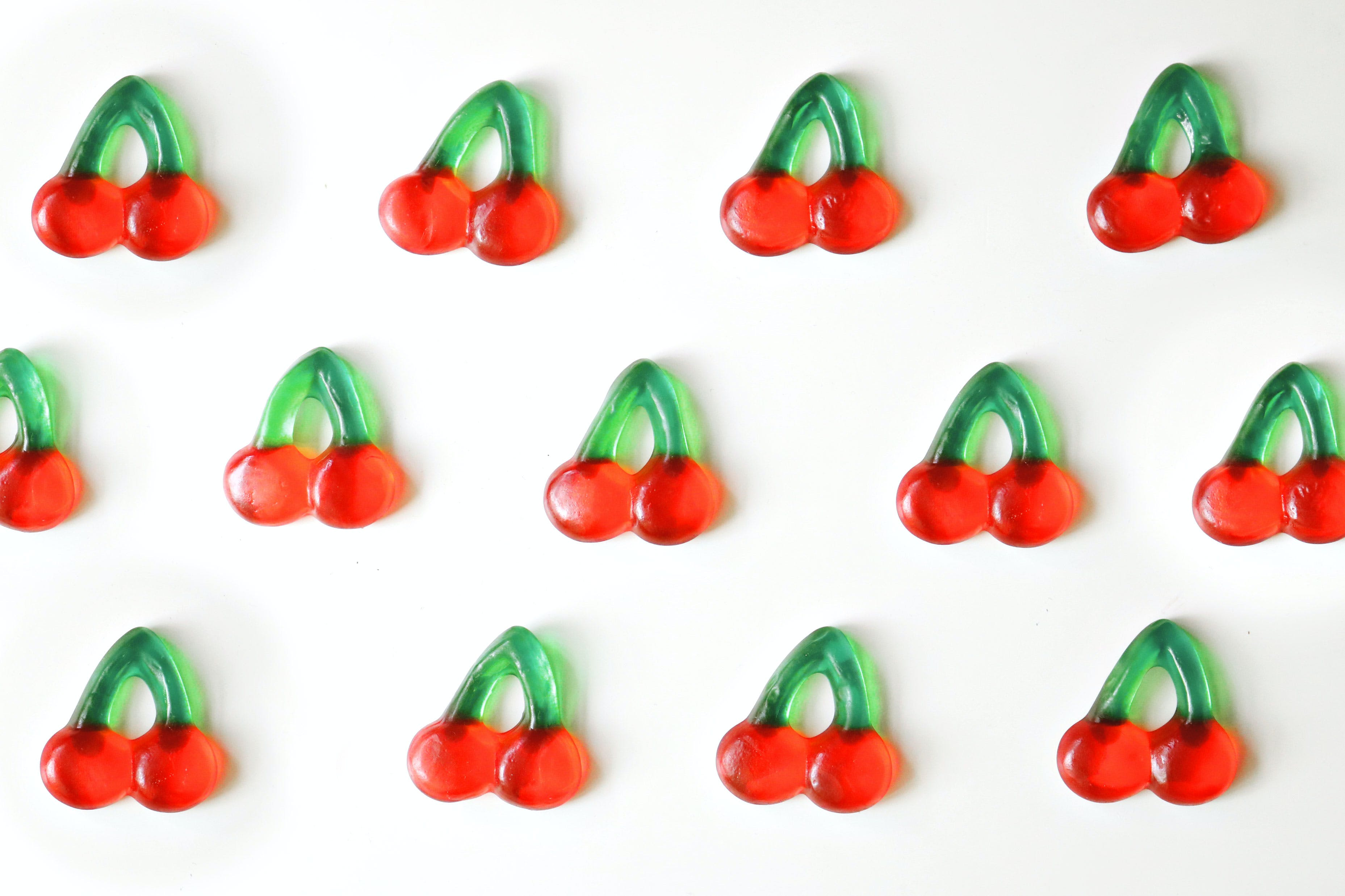 Fotos de stock gratuitas de abigarrado, brillante, caramelos, cereza