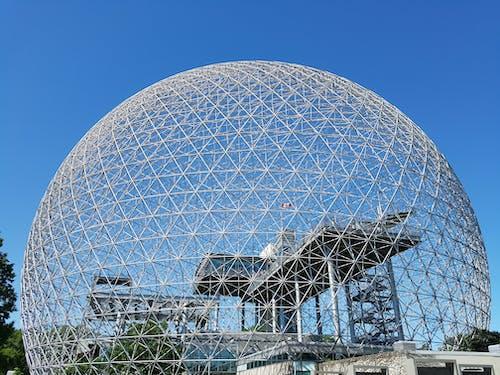 Immagine gratuita di architettura, biologia, canada, cielo azzurro