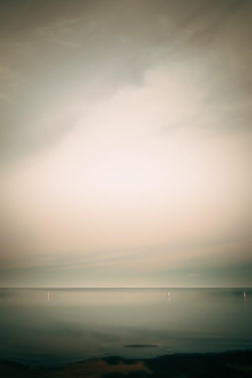 Gratis lagerfoto af fredelig, stor himmel, t¨åge