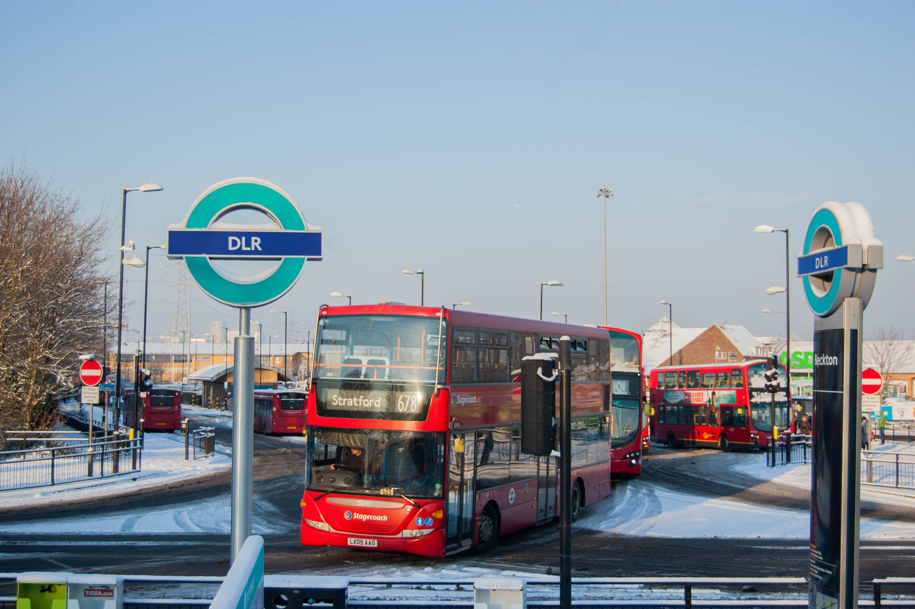 Free stock photo of bus, public transportation