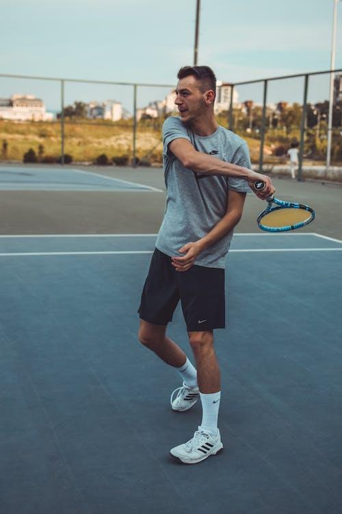 adulto, atividade física, atleta