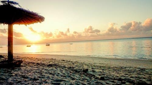 アフリカの日の出, アフリカの海岸の日の出, アフリカ系インド洋, ケニアの無料の写真素材