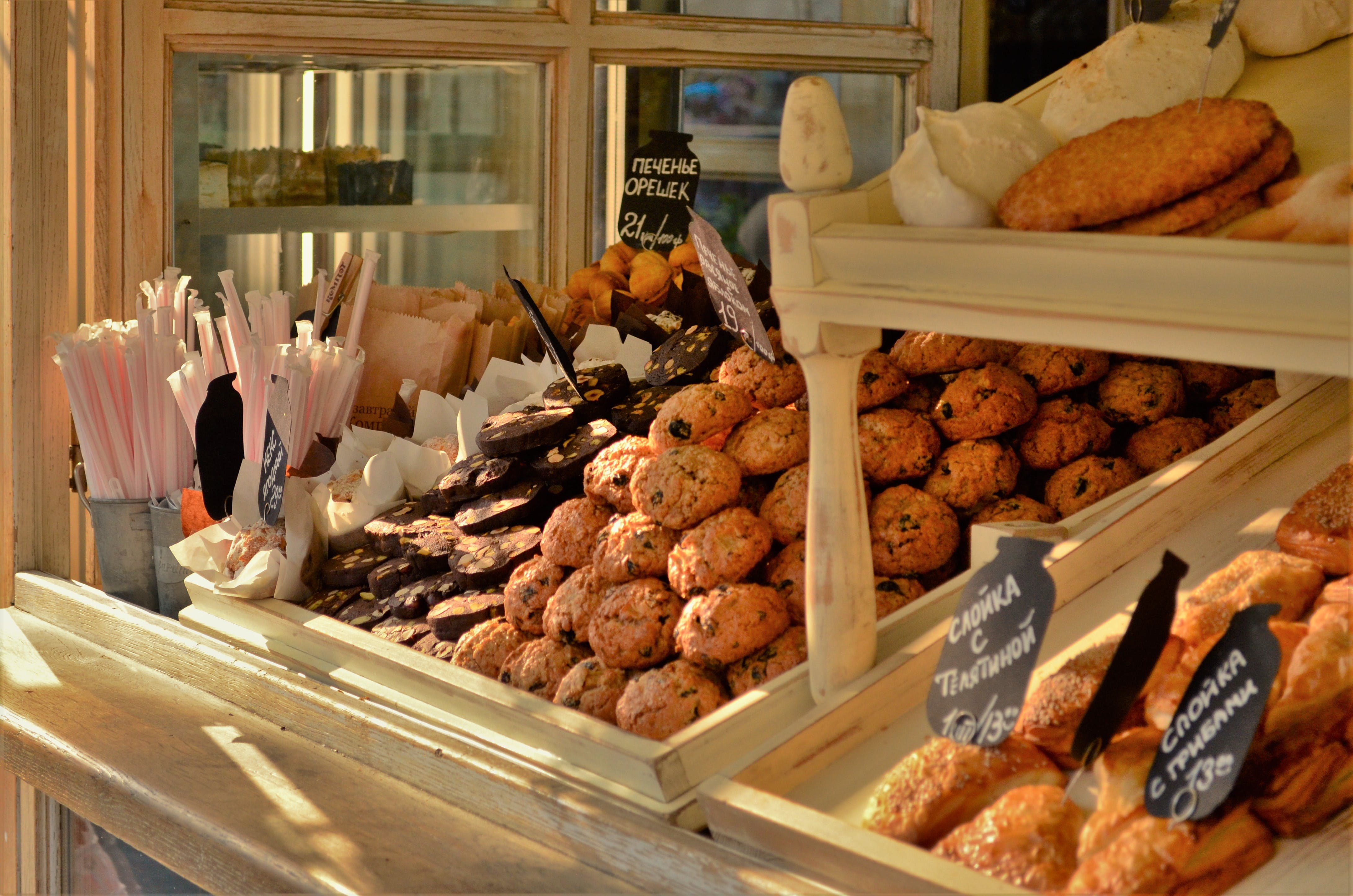 Free stock photo of bakery, cookie, cookies, pastry