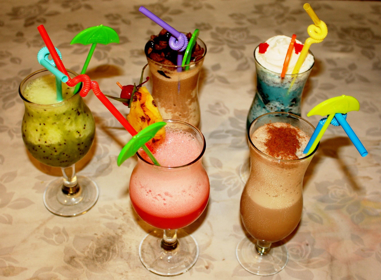 Free stock photo of drinking glasses, fruit juice
