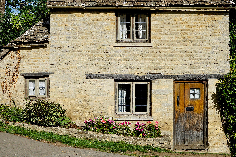 Free stock photo of UK, cotswolds, english village, weavers cottage