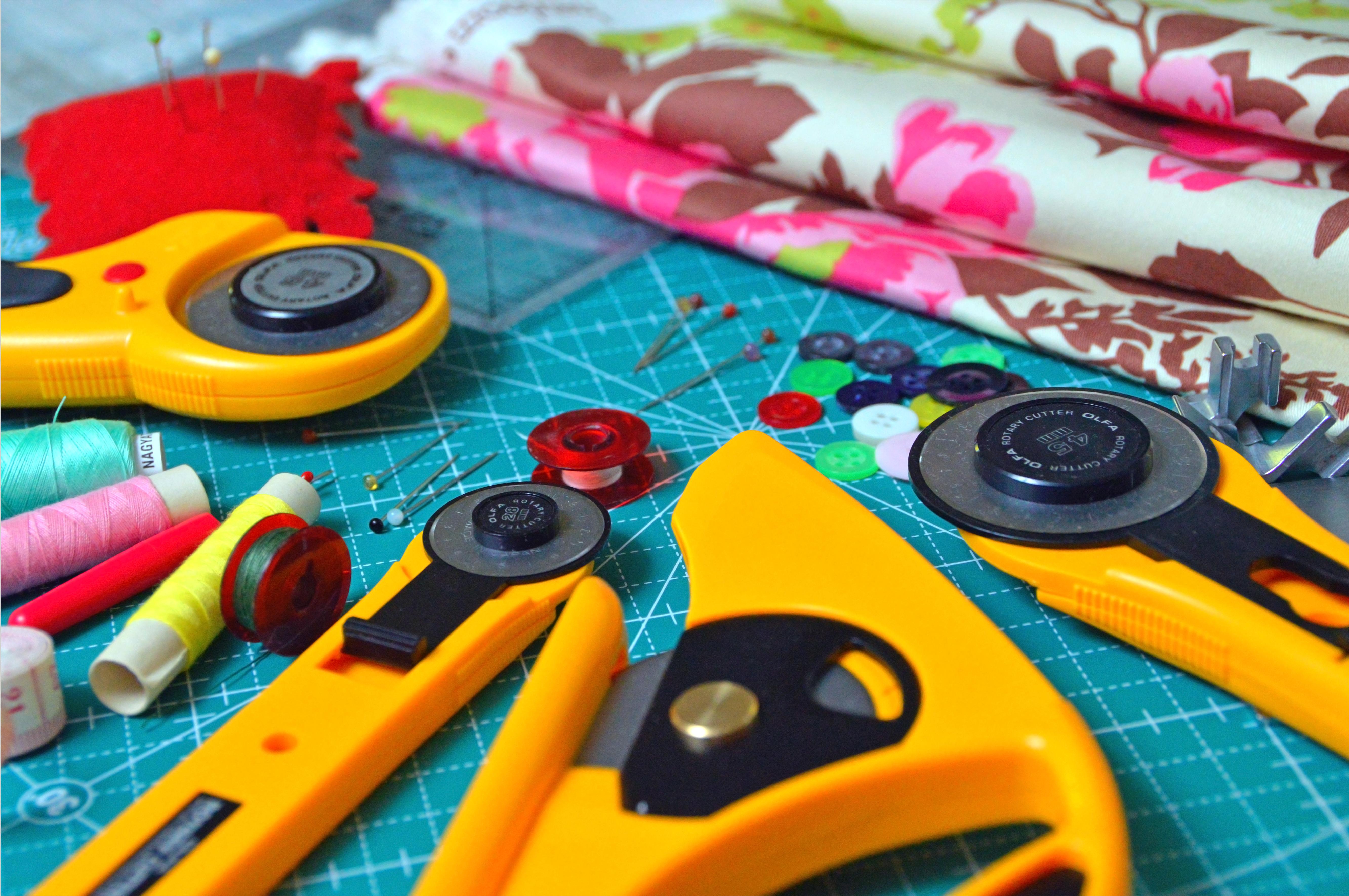 Yellow Measuring Tool Lot