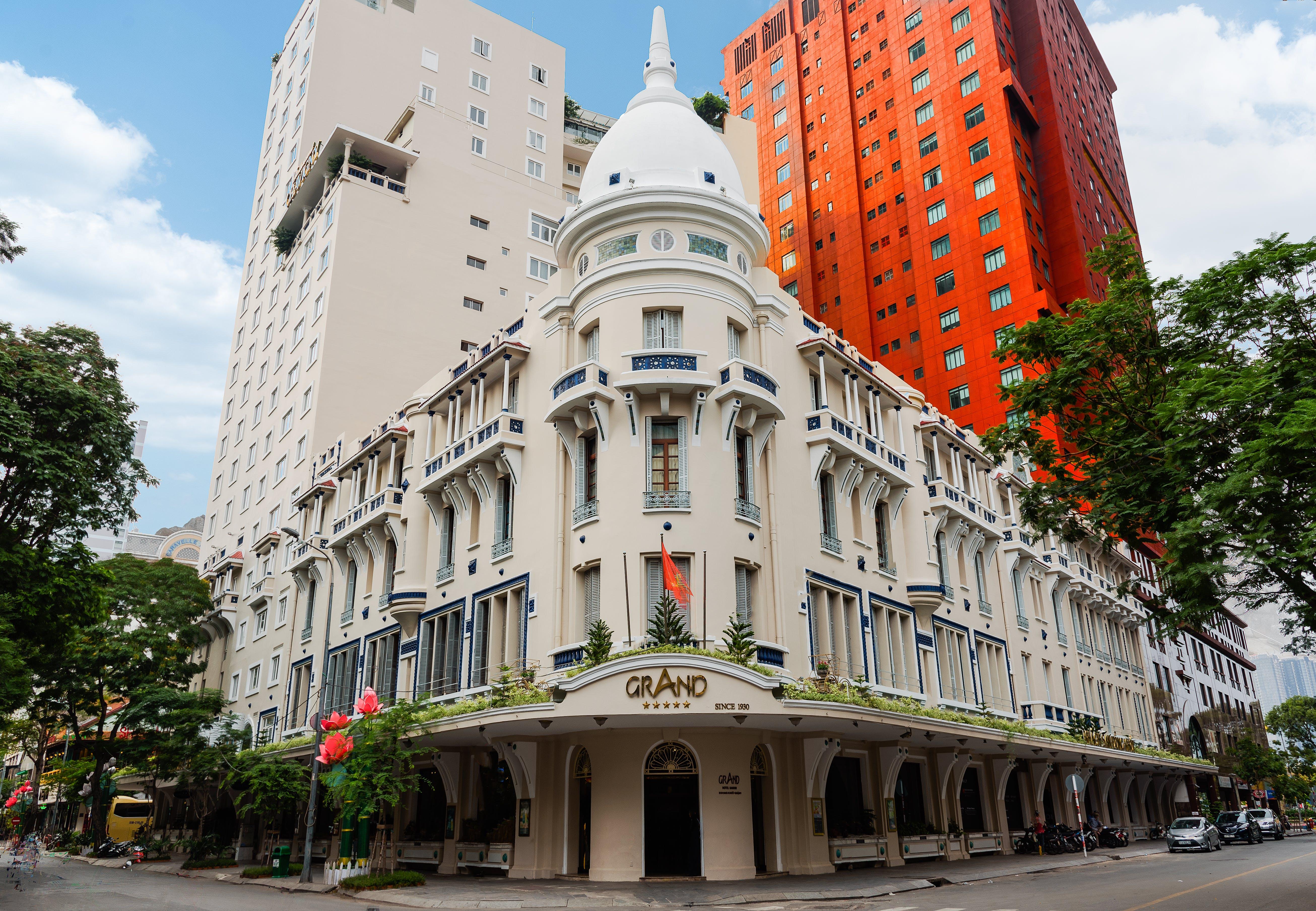 Free stock photo of grand hotel