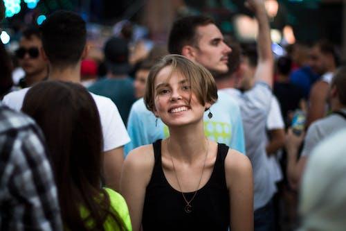 Immagine gratuita di bellezza, emozioni, ragazza, sorridere