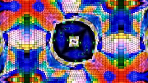Foto d'estoc gratuïta de art, calidoscopi, disseny exclusiu, relax