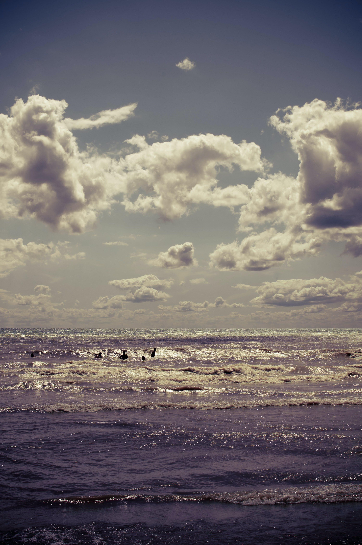 baden, himmel, landschaft