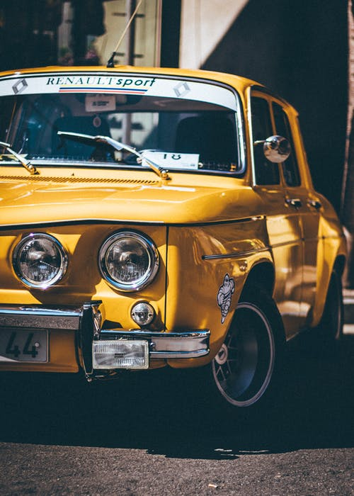 Foto profissional grátis de assento, carro antigo, carro clássico, carros clássicos