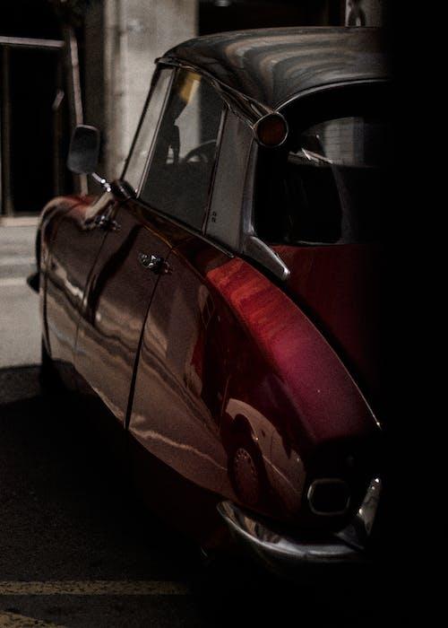 Foto profissional grátis de carro antigo, citroen