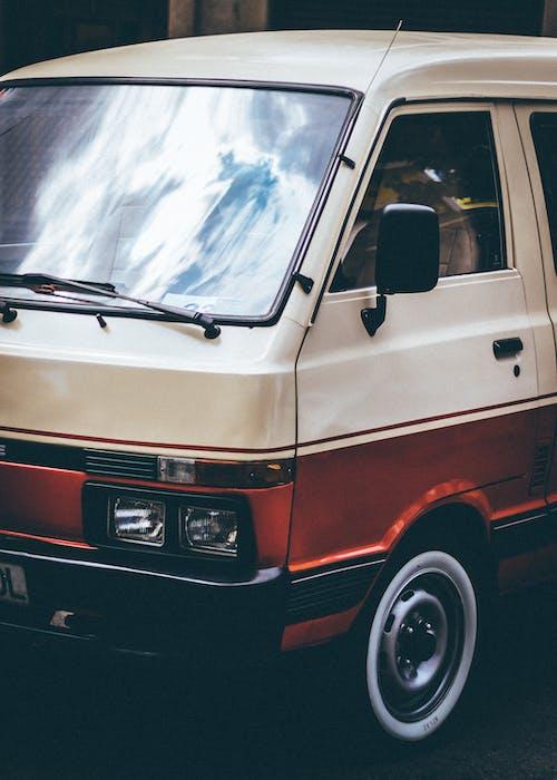 Imagine de stoc gratuită din auto, automobil, clasic, dubă