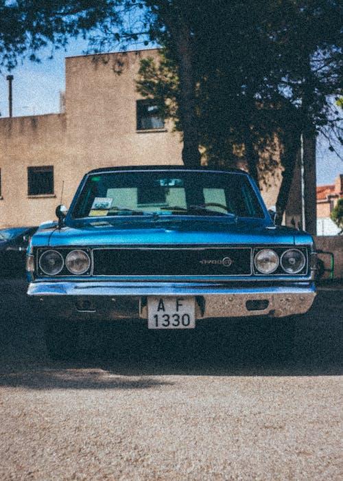 Gratis stockfoto met asfalt, auto, autobumper, automobiel