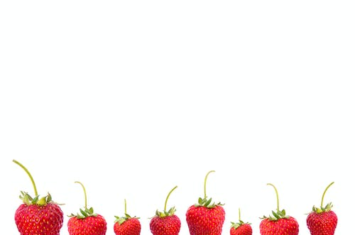 Kostenloses Stock Foto zu erdbeere, erdbeeren, essen, frisch