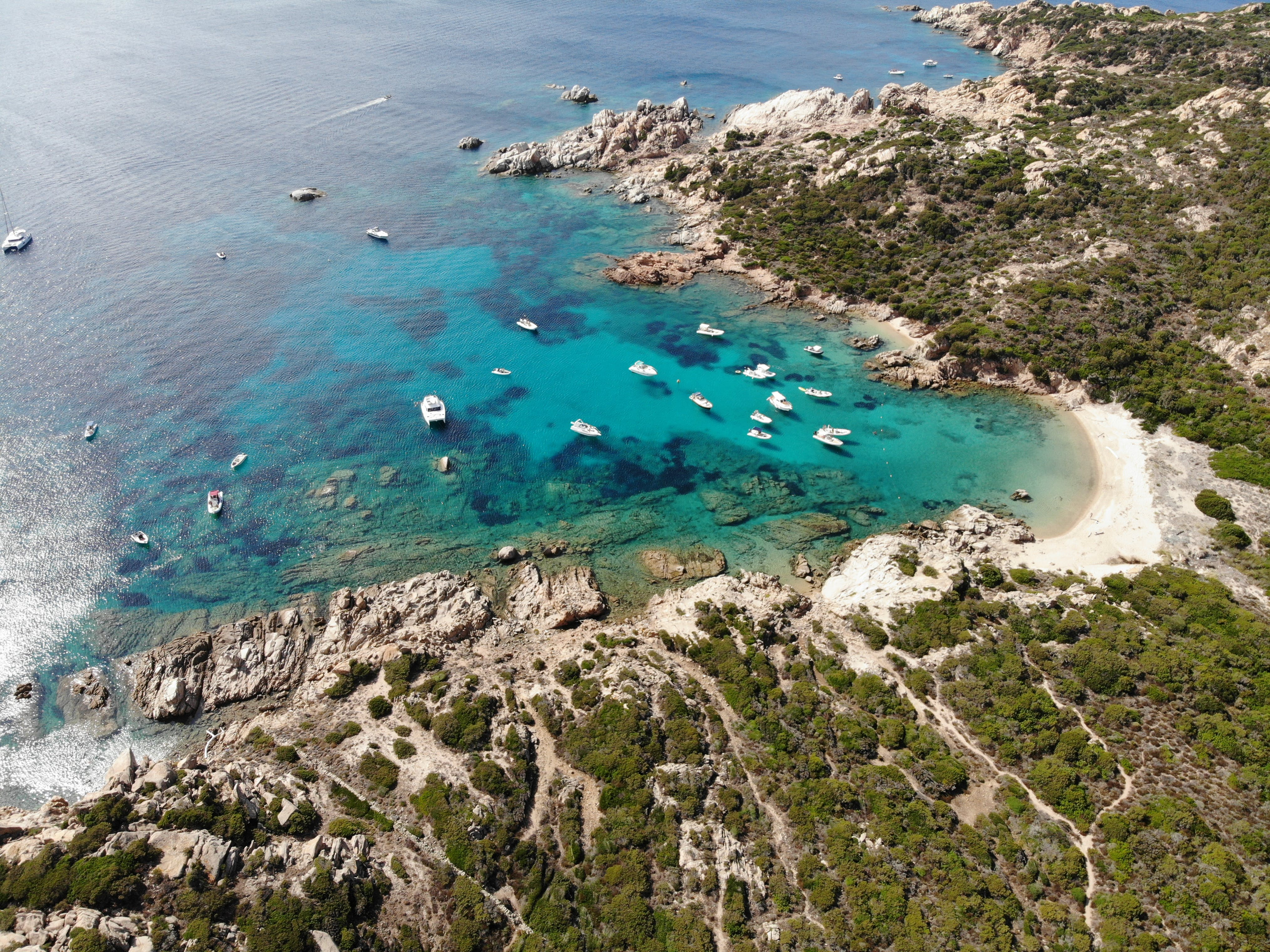 Free stock photo of beach, blu, drone cam, landscape
