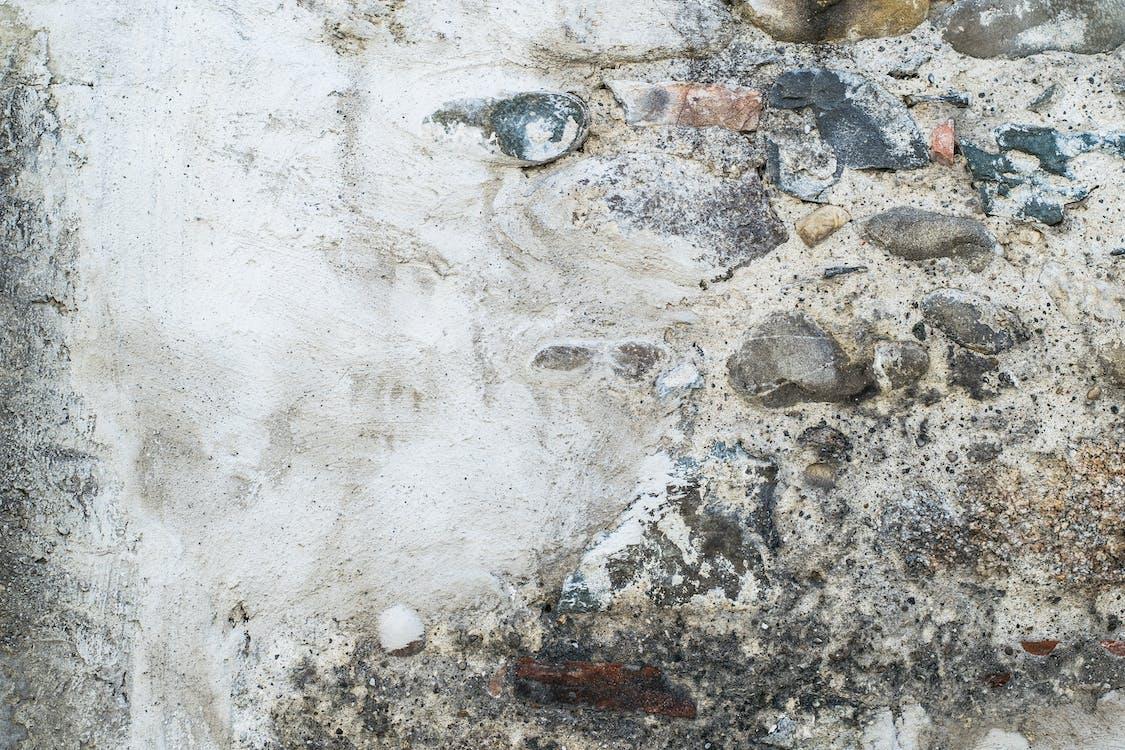 betón, cement, detailný záber