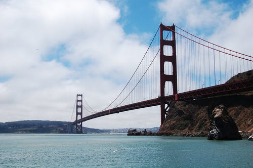Golden Gate Bridge during Daytime