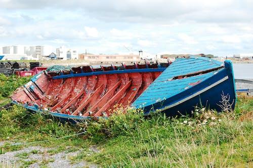 คลังภาพถ่ายฟรี ของ หัก, เรือ, เรือแจว, ไอร์แลนด์