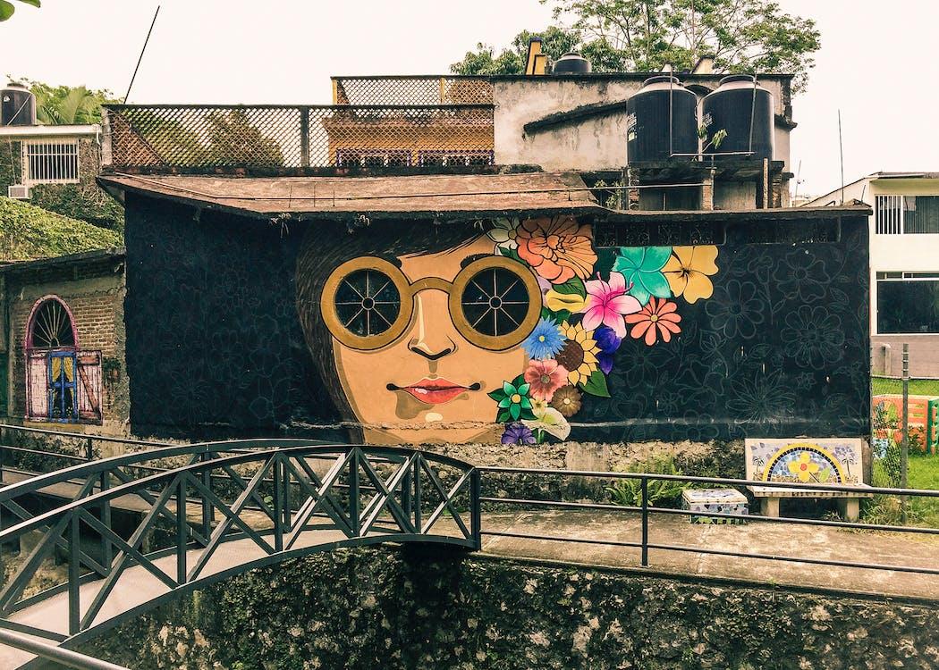 Вулиця, Мексика, мистецтво