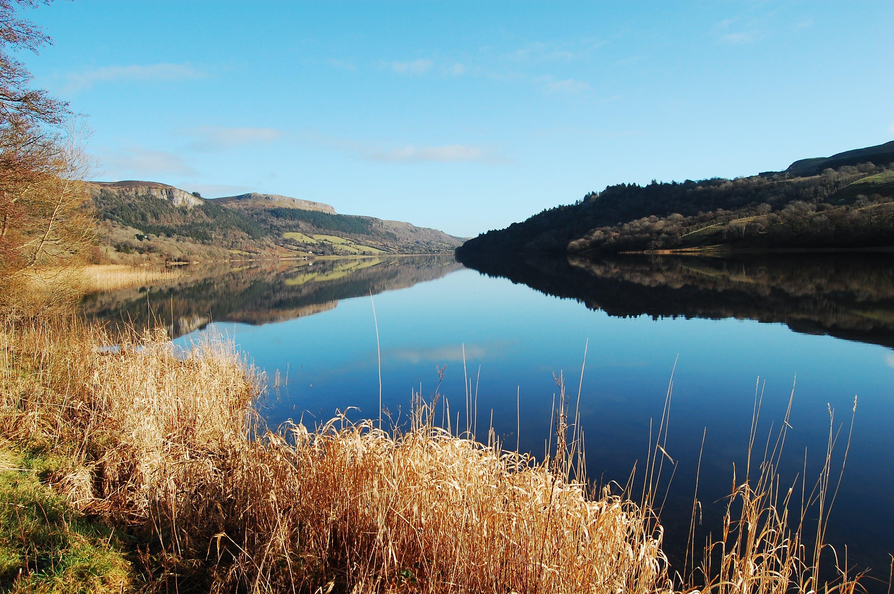 Free stock photo of ireland, lake, landscape, mirroring