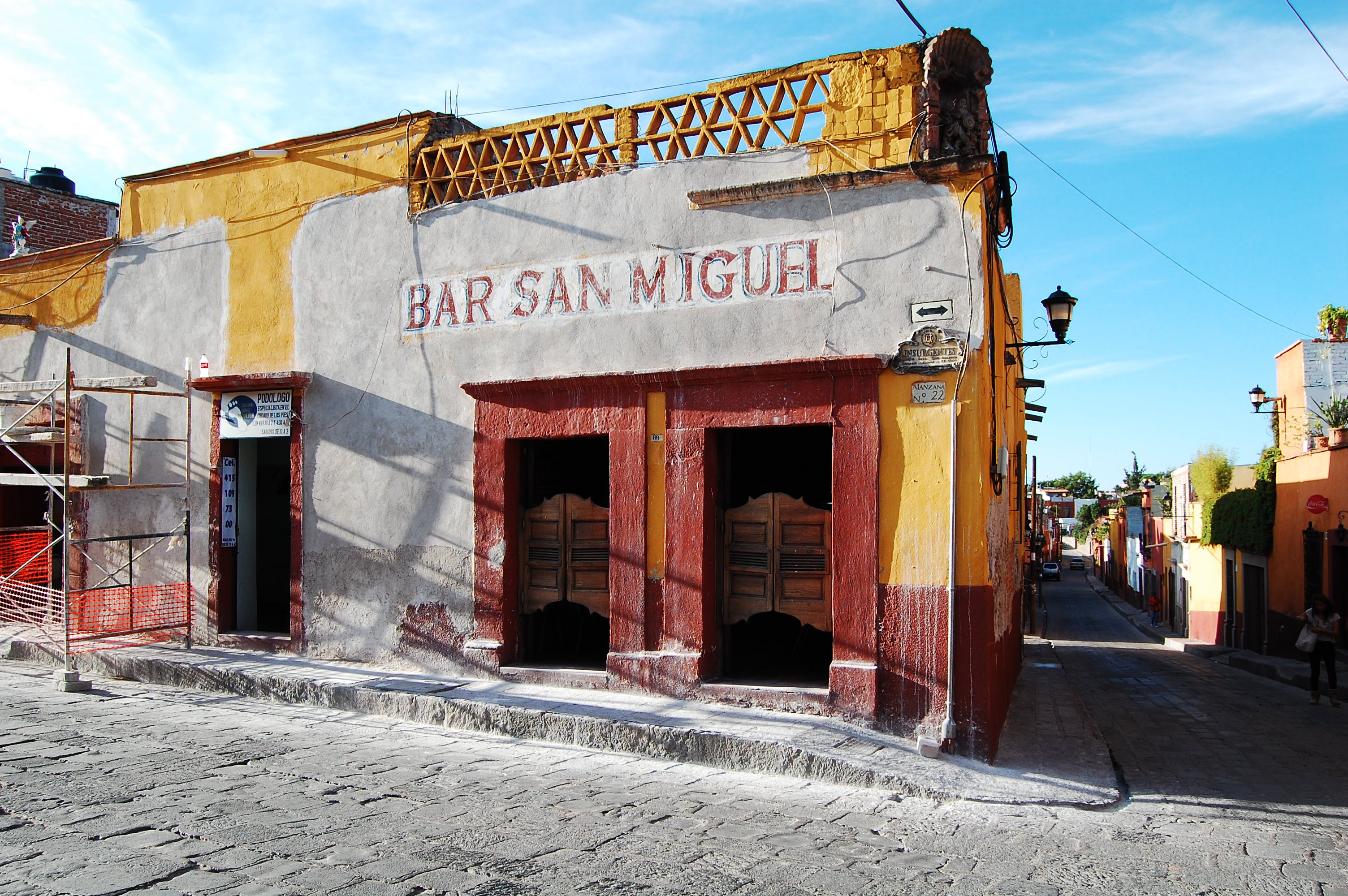 Free stock photo of bar, mexican, mexico