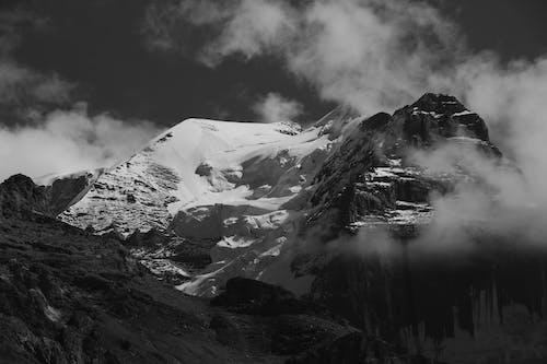 Kostenloses Stock Foto zu abenteuer, alpen, berg, dämmerung