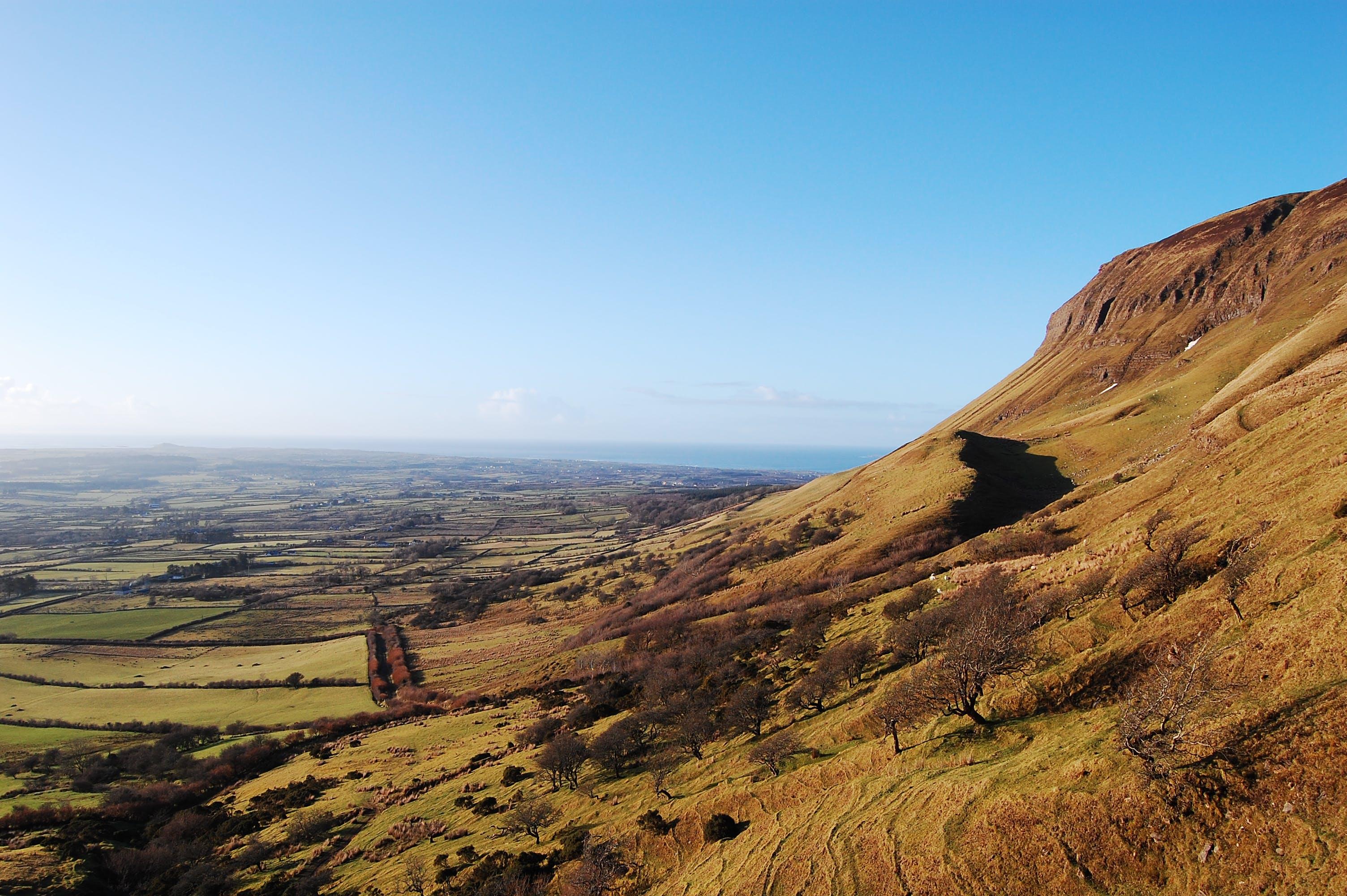 Free stock photo of ireland, mountain, nature, peaceful