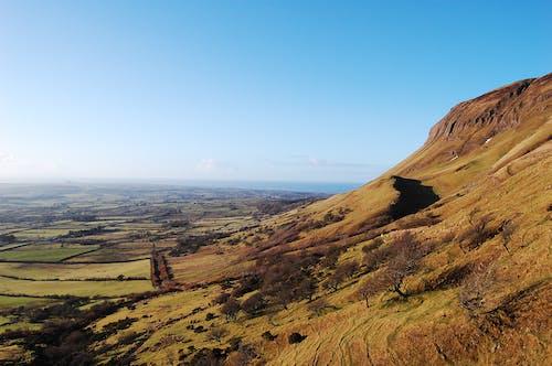 Fotobanka sbezplatnými fotkami na tému hora, Írsko, pokojný, príroda