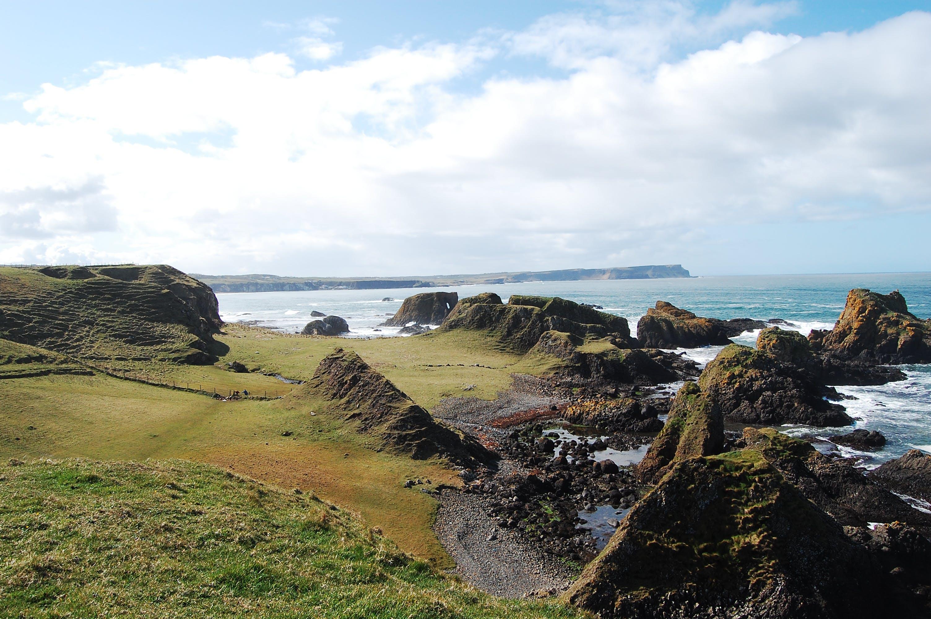 Free stock photo of ireland, landscape, lonely, surreal