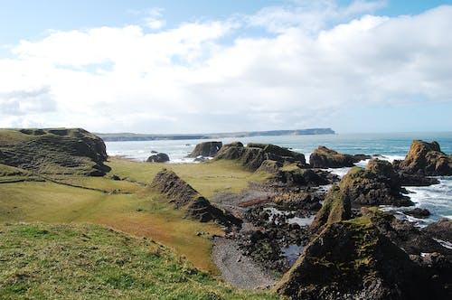 孤獨, 愛爾蘭, 景觀, 超現實主義 的 免费素材照片